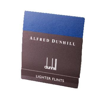 Dunhill Lighter Flints Blue 9-pack