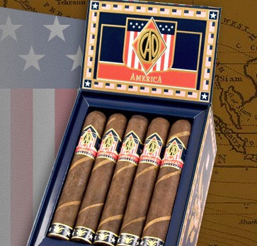 CAO America Monument 6.25x54 Cigars 5pack