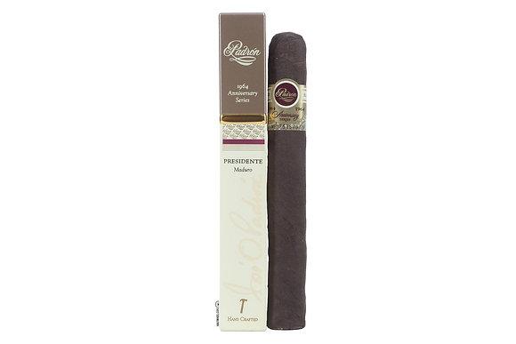 Padron 1964 Presidente Tubo Maduro 6x50 Cigar