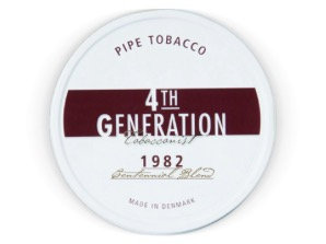 4th Generation Pipe Tobacco 1982 Blend 40g Tin