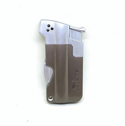 JetLine 47209 Pipe Lighter Gunmetal