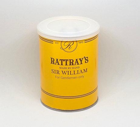 Rattray's Sir William Pipe Tobacco 100g
