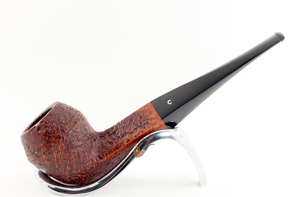 Comoys Pebble Grain Pipe 80 Bulldog