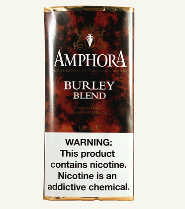 Amphora Burley Blend Pipe Tobacco 1.75 oz Pouch