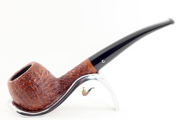 Comoys Pebble Grain Pipe 337 Prince