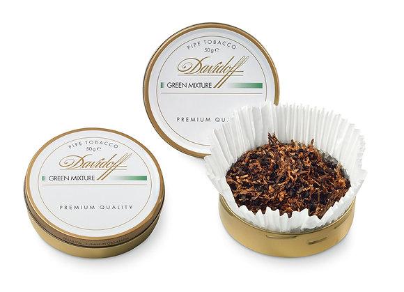 Davidoff Green Mixture Pipe Tobacco 50g
