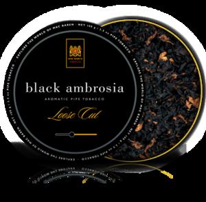 Mac Baren Black Ambrosia Pipe Tobacco 100g Tin