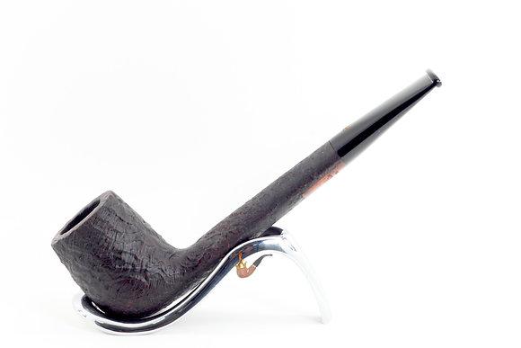 Stanwell De Luxe Black Sandblast Pipe 56