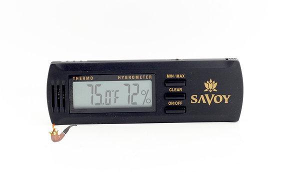 Savoy Cigar Hygrometer