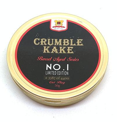 Sutliff Crumble Kake Barrel Aged Pipe Tobacco
