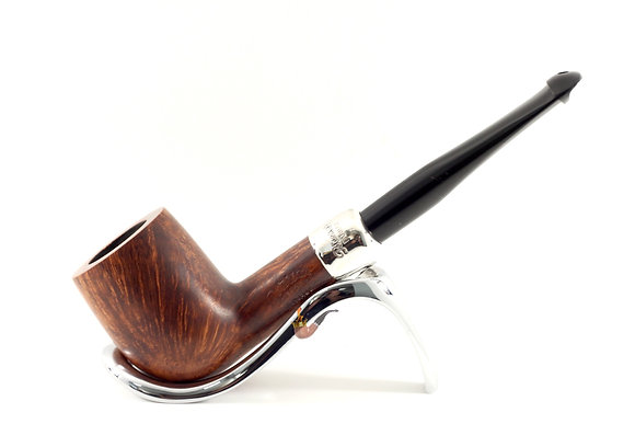 Peterson Silver Mounted Army Pipe 6 P-Lip