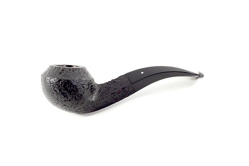 Dunhill Shell Briar Pipe Grp 4 Bent Rhodesian 4108