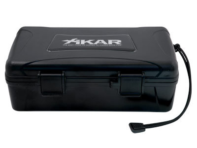 Xikar 10 Cigar Travel Humidor