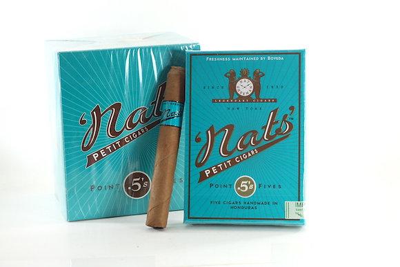 Nat Sherman Nat's Point Fives Cigars Honduran 5pk