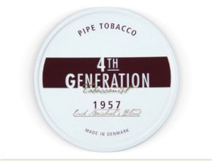 4th Generation Pipe Tobacco 1957 Blend 40g Tin