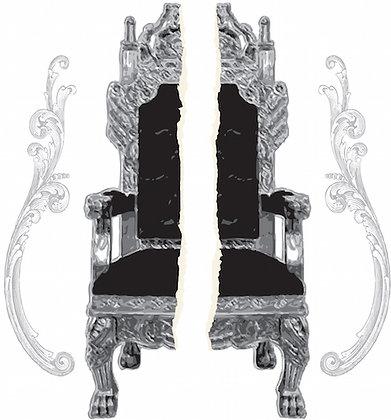 The King is Dead Premier 5.5x50 Cigar