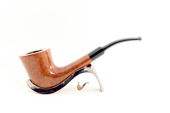 Sasieni 4 Dot Natural Pipe #7 Horn