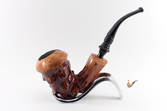 Nording Point Clear Freehand Pipe PC05