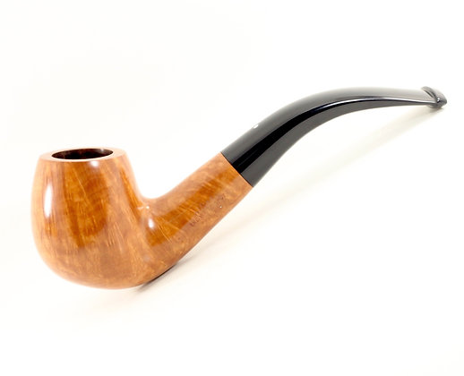Dunhill Root Briar 4113 Bent Apple Pipe