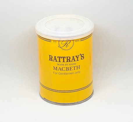 Rattray's Macbeth Pipe Tobacco 100g