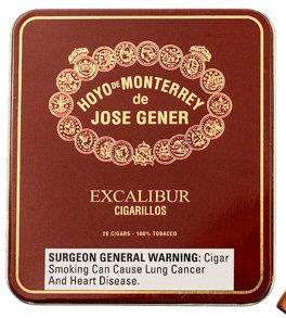 Hoyo de Monterrey Excalibur Cigarillos 20pk