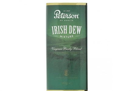 Peterson Irish Dew Pipe Tobacco 40g Pouch