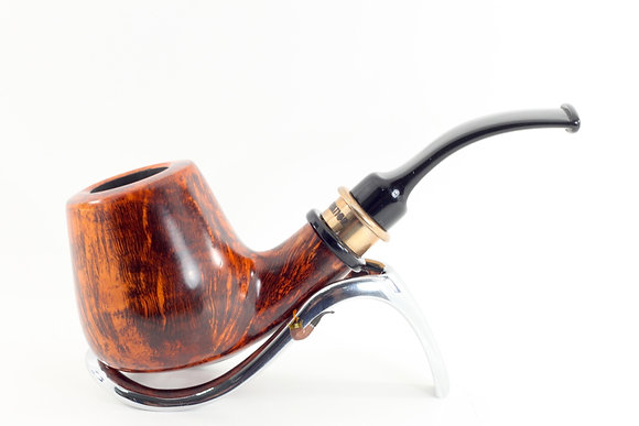 Stokkebye 4th Generation Pipe Burnt Sienna 1897