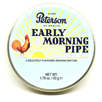 Peterson Dunhill Early Morning Pipe Pipe Tobacco 50g
