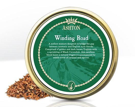 Ashton Winding Road Pipe Tobacco 50g Tin
