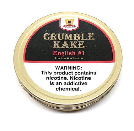Sutliff Crumble Kake English #1 Pipe Tobacco