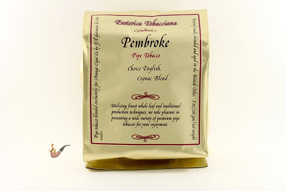 Esoterica Pembroke Pipe Tobacco 8 oz Foil Bag