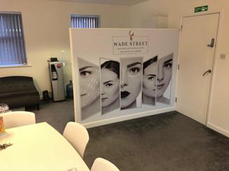 Wade Street Cosmetic Interior Print