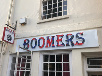 Boomers Cafe Lichfield