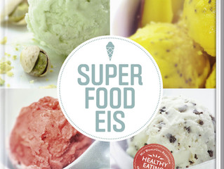 SUPER FOOD EIS Book published in April 2016 by ZS Verlag!