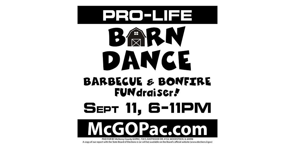 Pro-life BBQ & Barndance, honoring American Pro-Life Heroes