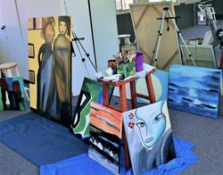 Exhibition Atelier Californien