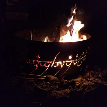Lord of the Rings Firepit