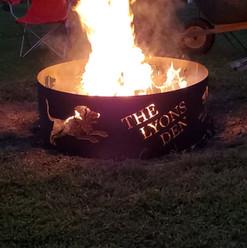 Lyons Den Firepit
