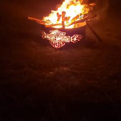 Hrley Firepit