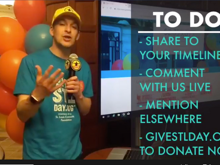 Case Study: #GiveSTLDay Donations Rise 25%, with Corresponding Social Media Spike