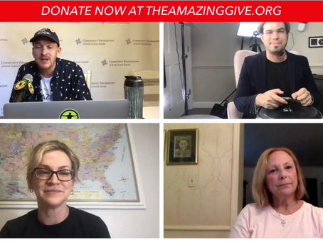 Gainesville's The Amazing Give Offers Promise For Autumn 2020 Giving Days