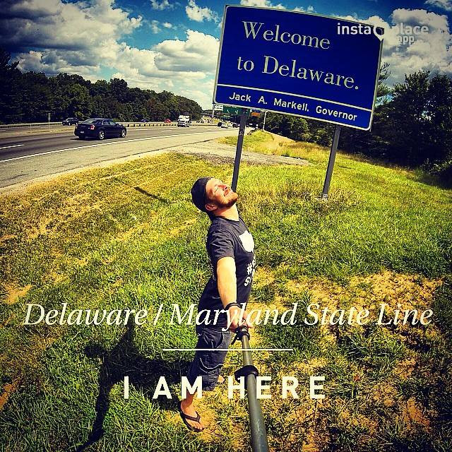 Facebook - STATE NUMBER FORTY EIGHT. #TeamStrub #Day88 #Delaware