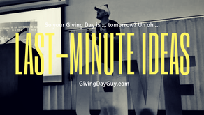 Your Definitive LAST-MINUTE Giving Tuesday Digital Marketing Strategy