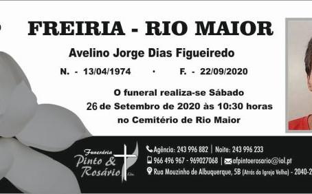 FREIRIA - RIO MAIOR