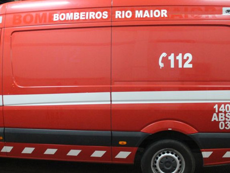 RIO MAIOR: HOMEM ATROPELADO POR MOTOCICLO JUNTO DA SUA HABITAÇÃO NAS PÓVOAS