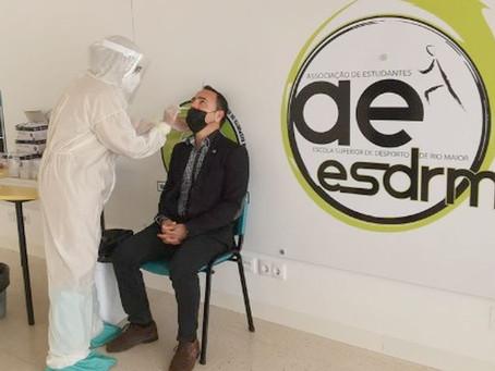 602 TESTES EFETUADOS NA ESDRM TENDO TODOS ELES SE REVELADO NEGATIVOS