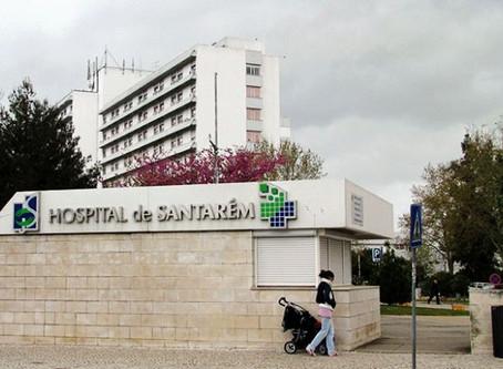 SOBE PARA 32 O NÚMERO DE PROFISSIONAIS DE SAÚDE INFETADOS NO HOSPITAL DE SANTARÉM