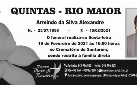 QUINTAS - RIO MAIOR