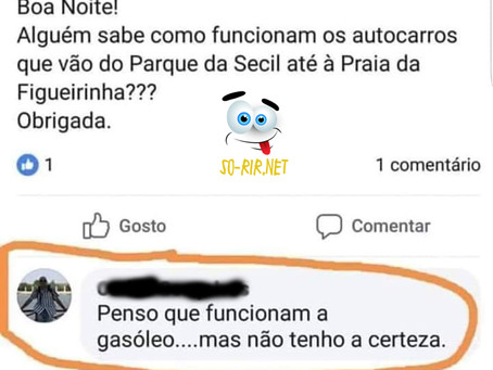 AUTOCARROS FUNCIONAM A GASÓLEO