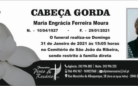 CABEÇA GORDA